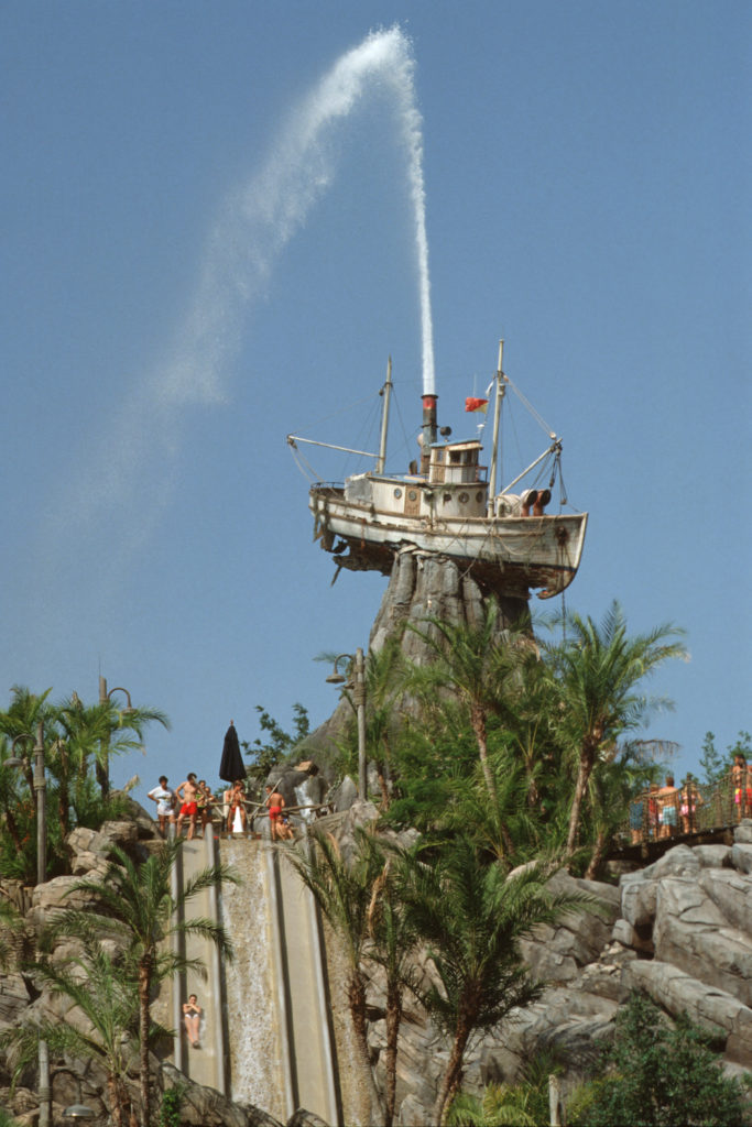 Disney's Typhoon Lagoon Closure