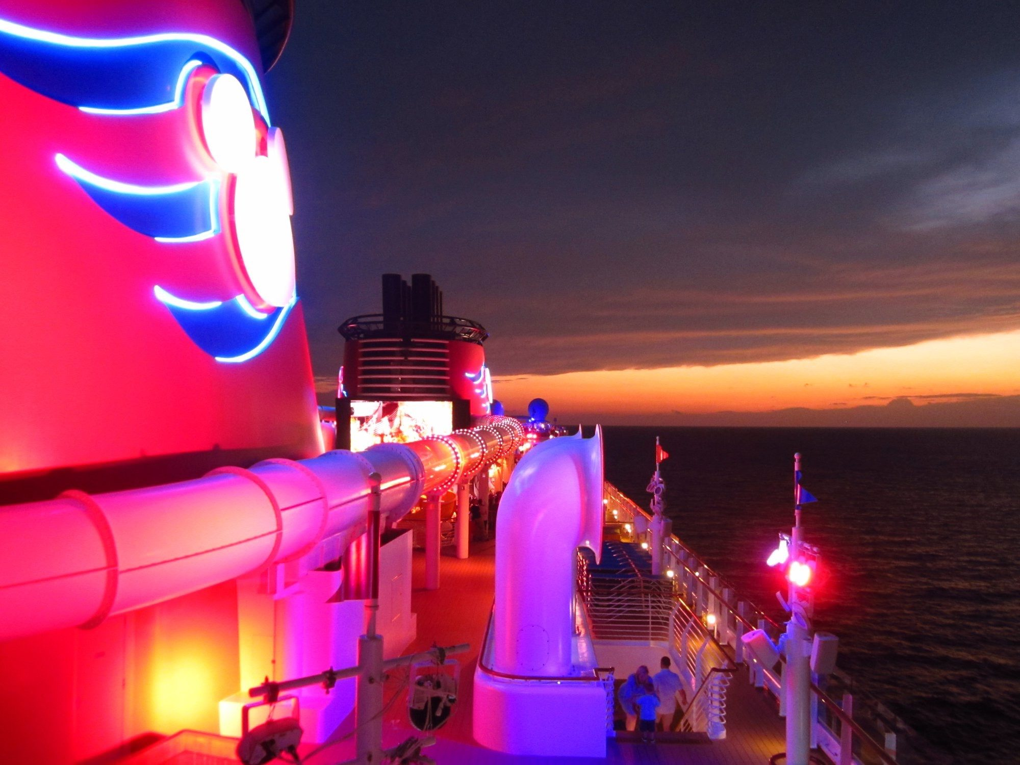 Disney Dream Updated Sailings